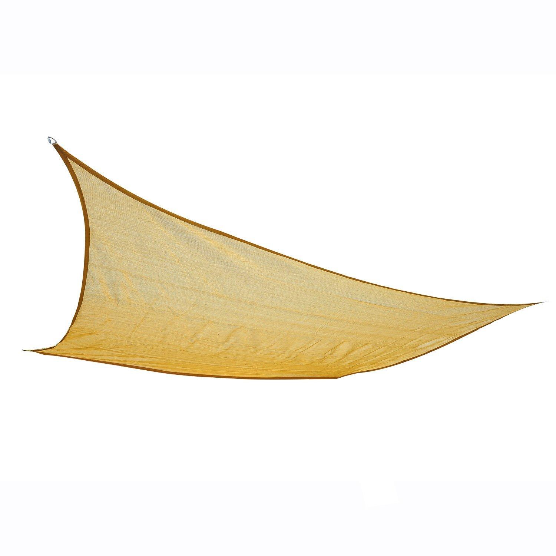 Outsunny Tendone parasole rettangolare, beige, 4x6m
