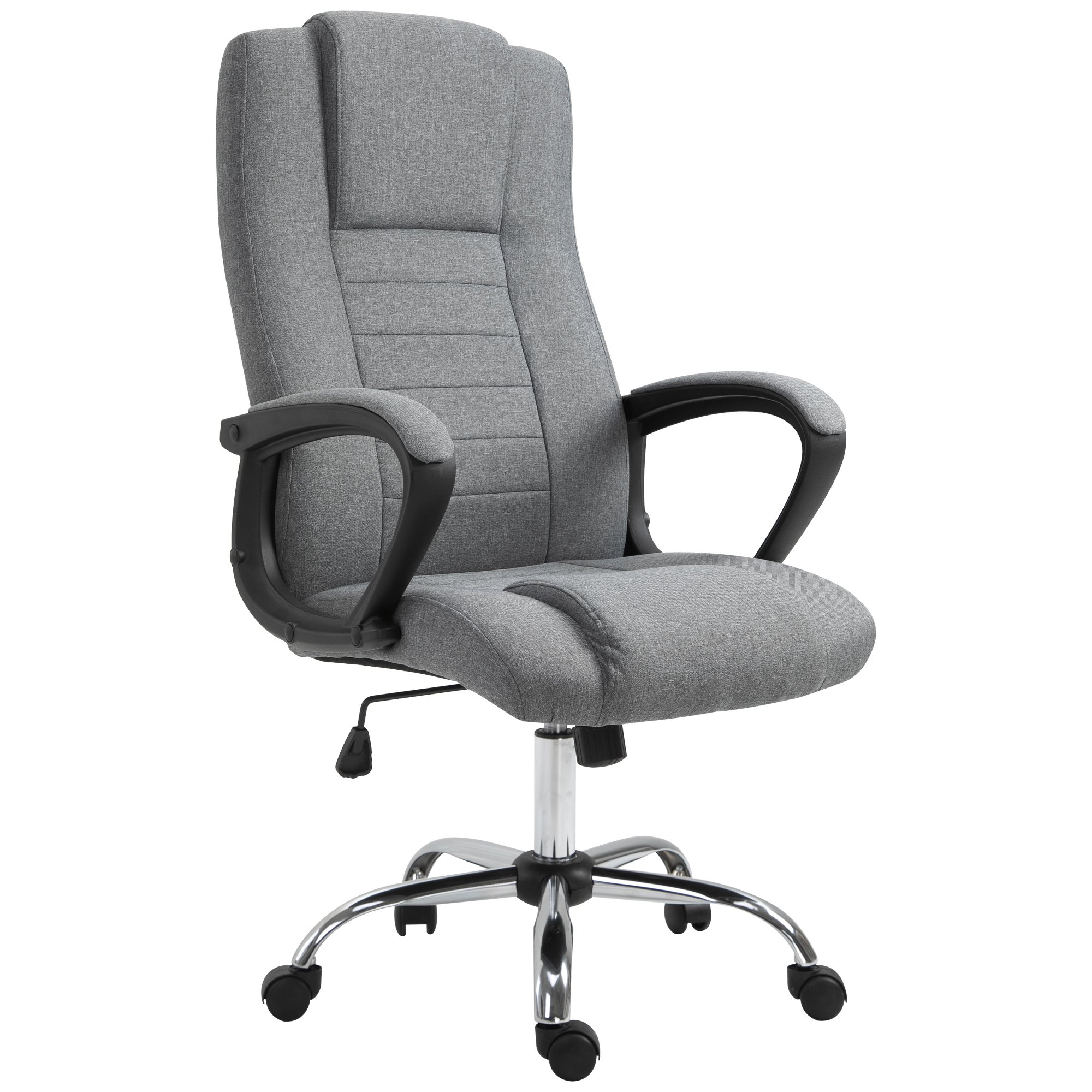 Vinsetto sedia ufficio Poltrona da Ufficio Ergonomica sedia scrivania con Altezza e Inclinazione Regolabi