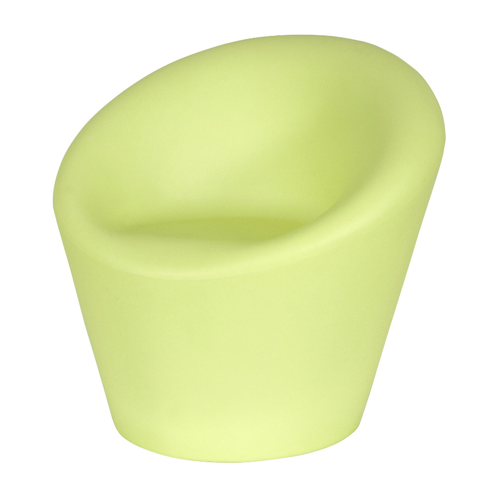 Farmet New Poltrona Happy Verde Fluo 88x80x85